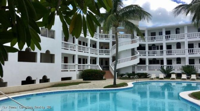 Ocean view apartment …$US 119,000