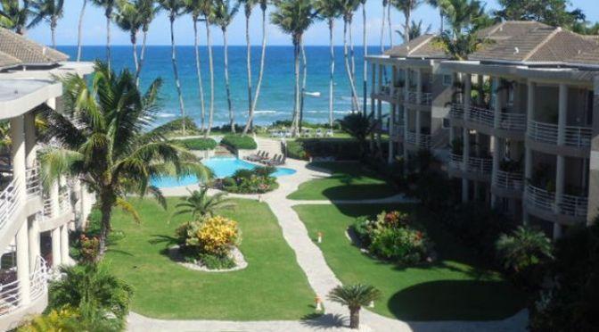 Sweet Beachfront Penthouse with Garage! $US 229,000