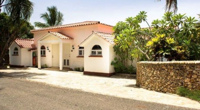 Nice double Villa in gated community … $US 179k
