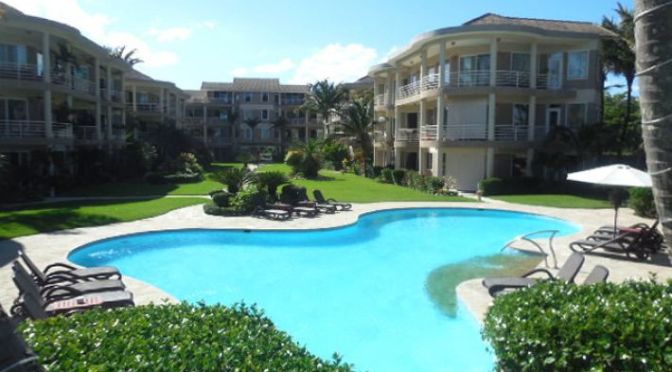 Beautiful 2 BD in Popular Cabarete Beachfront