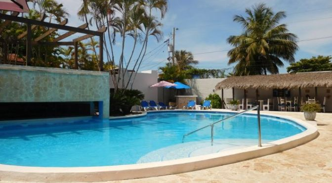Two bedroom condo in center Cabarete now $US135,000