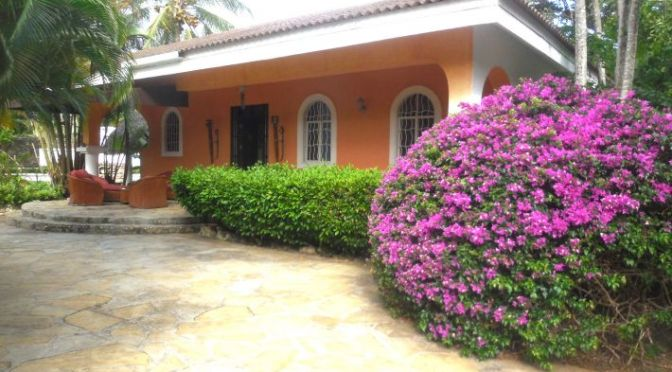 Beautiful, Large Cabarete Villa 2 Blocks from the Beach