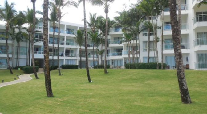 Cabarete Beachfront Penthouse with Rooftop Terrace $US390,000