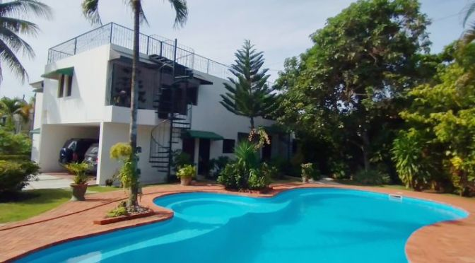7 Bed Sosua Villa for Sale