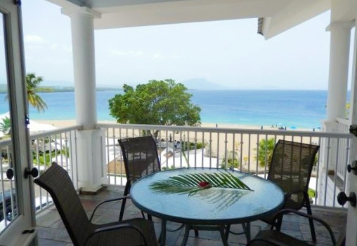 2 Bed Beachfront Apartment Sosua Center