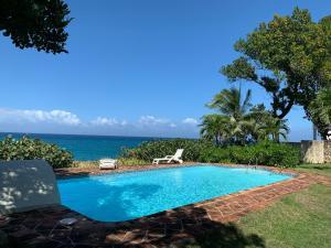Sosua oceanfront Villa