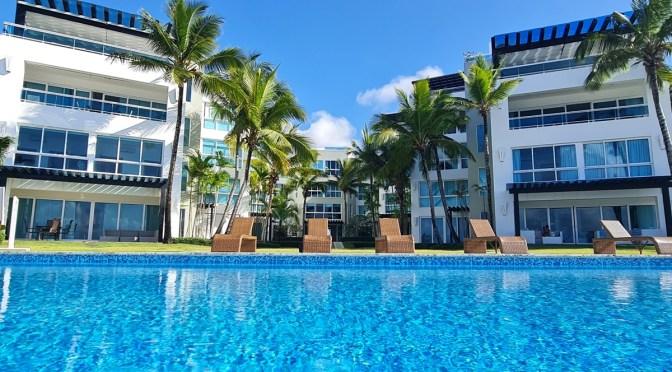 5 bed beachfront condo Playa Laguna