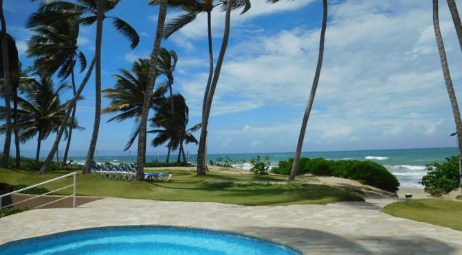 Beautiful ground floor Cabarete apartment on the beach ! $US 159,000