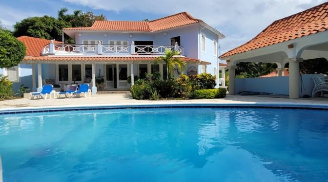 Island Style Caribbean Villa Sosua
