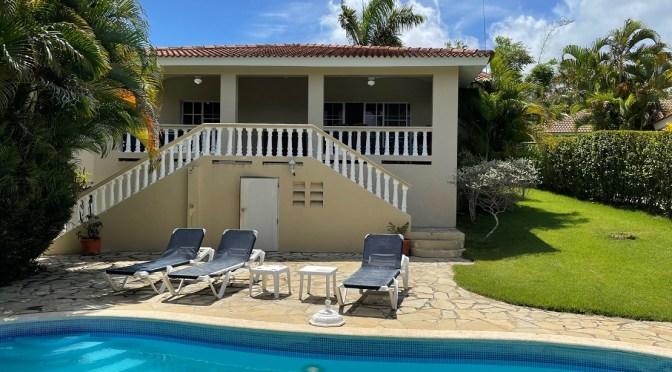 Beautiful 3 bedroom villa in gated community