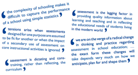 assessment quotes
