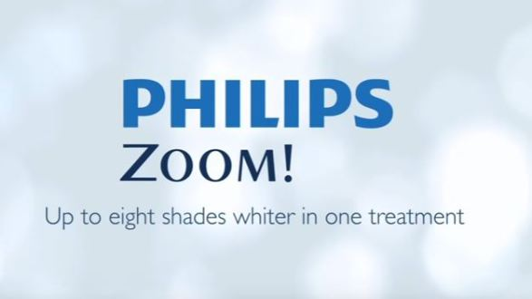 Why Philips Zoom Teeth Whitening is the most popular whitening choice today