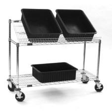 Tote Box Cart