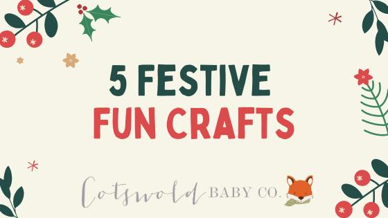 5 Fun Festive Crafts