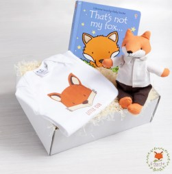 Little Cub Baby Gift Set. welcome to Bertie's World | Cotswold Baby Co