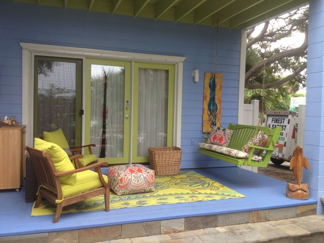 Back Porch Decorating Ideas For Summer Cottage Amp Bungalow