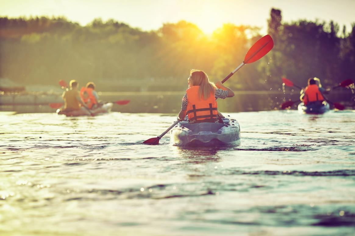 kayaking cornwall