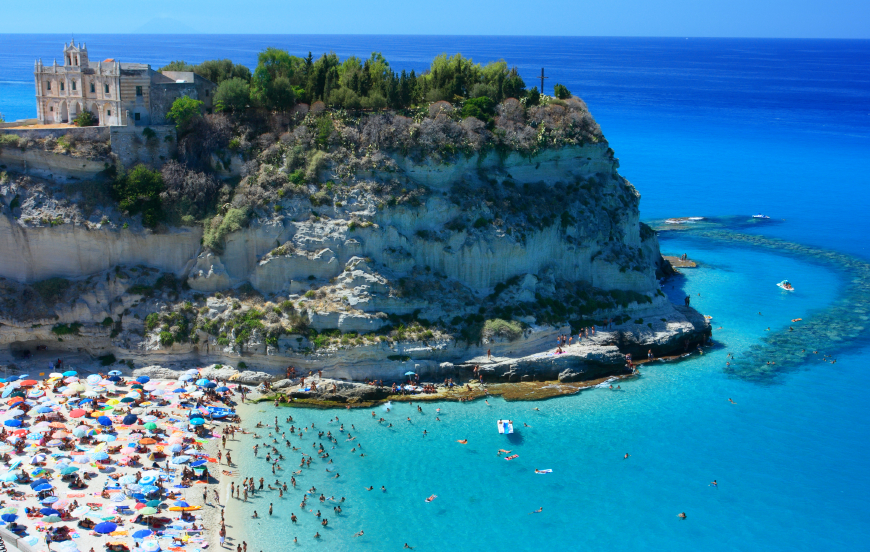 Tropea peninsula