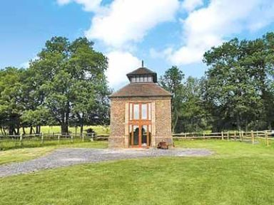 The Water Tower, Ashurst Wood, East Grinstead. Ref. PFFR. For couples wanting a holiday out of the ordinary, this wonderful, fully refurbished, detached water tower stands elegantly in a rural location within an AONB. http://bit.ly/1hJJiMW.