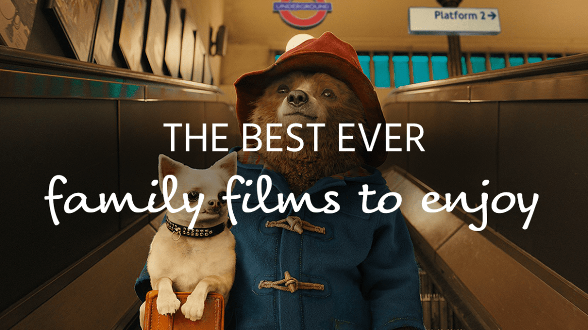 The best family films