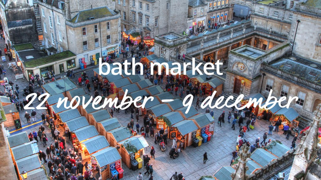 Book a Christmas market break in Bath this year with cottages.com