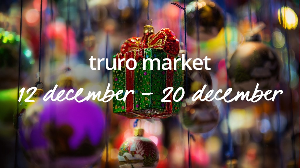 Book a Christmas market break in Truro with cottages.com