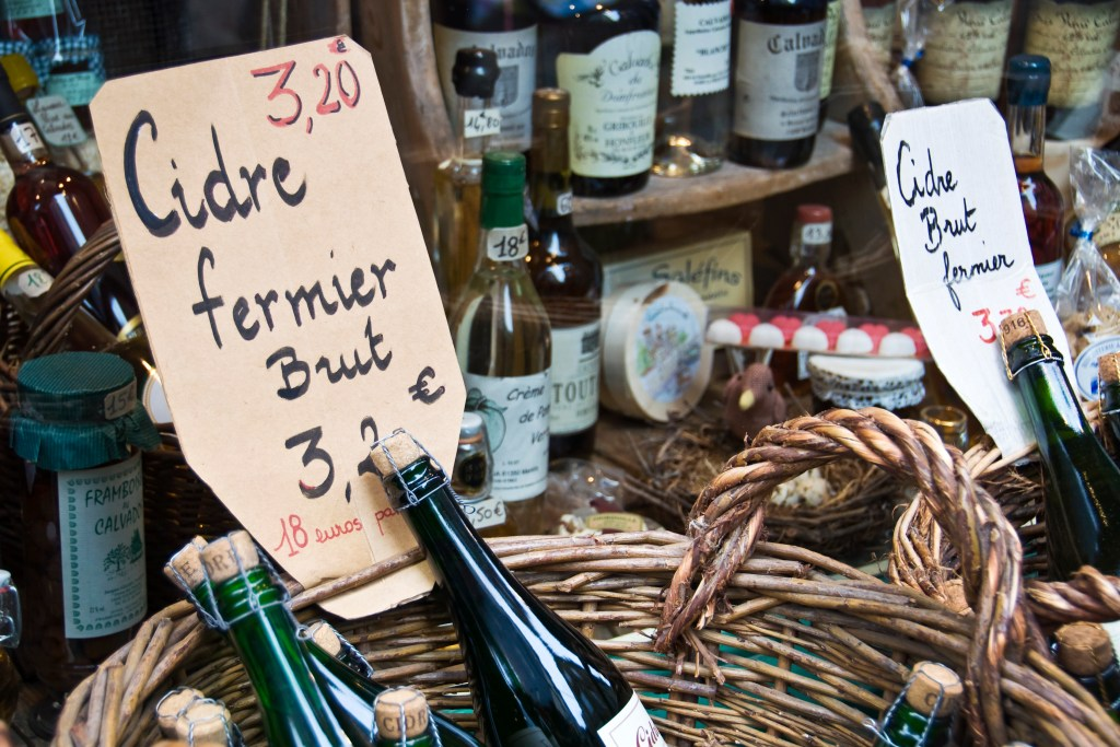 Normandy cider festival autumn 2018