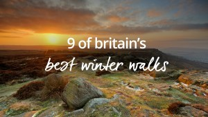 best winter walks in Britain