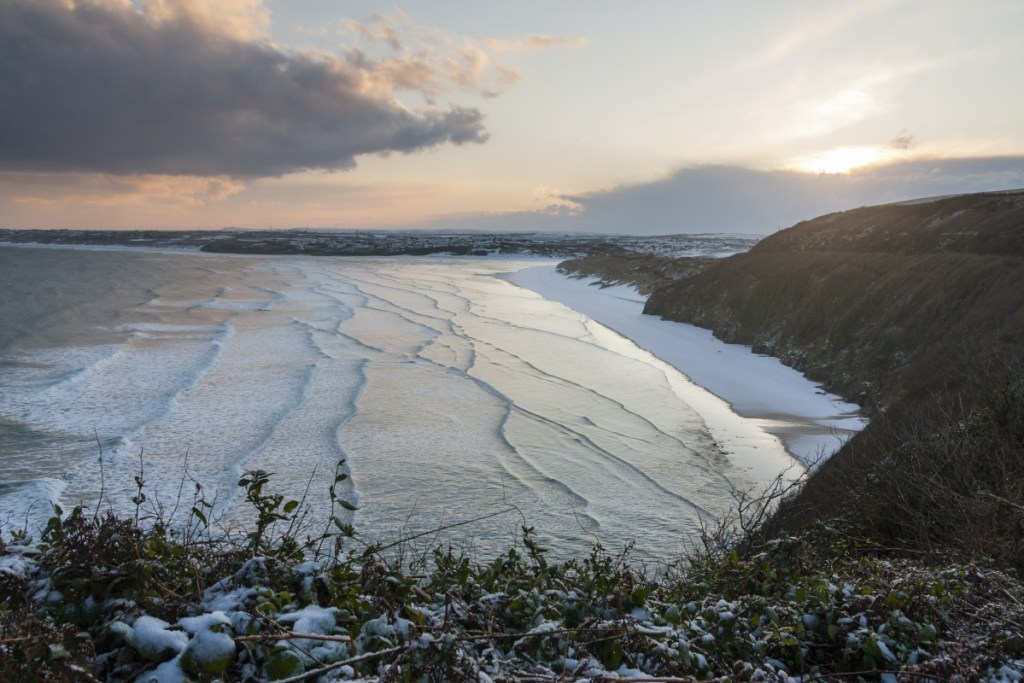 Christmas in Cornwall
