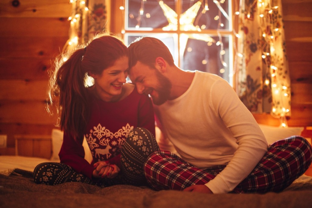 Christmas getaways for Couples
