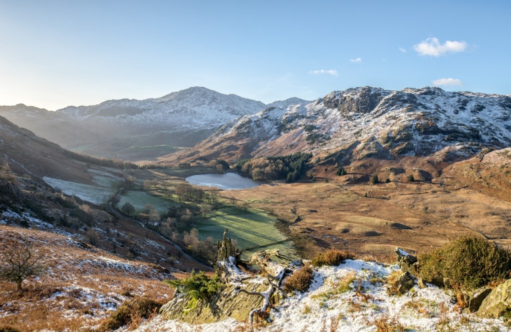 Christmas in the Lake District