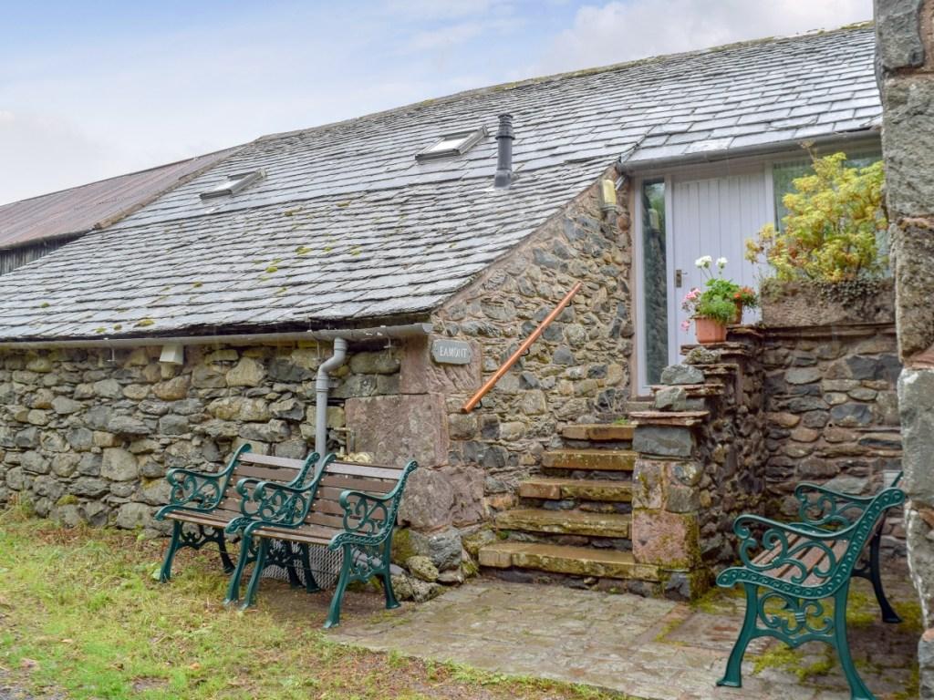 Lake District barns
