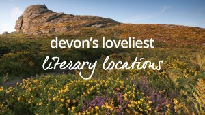 Devon's best literary locations