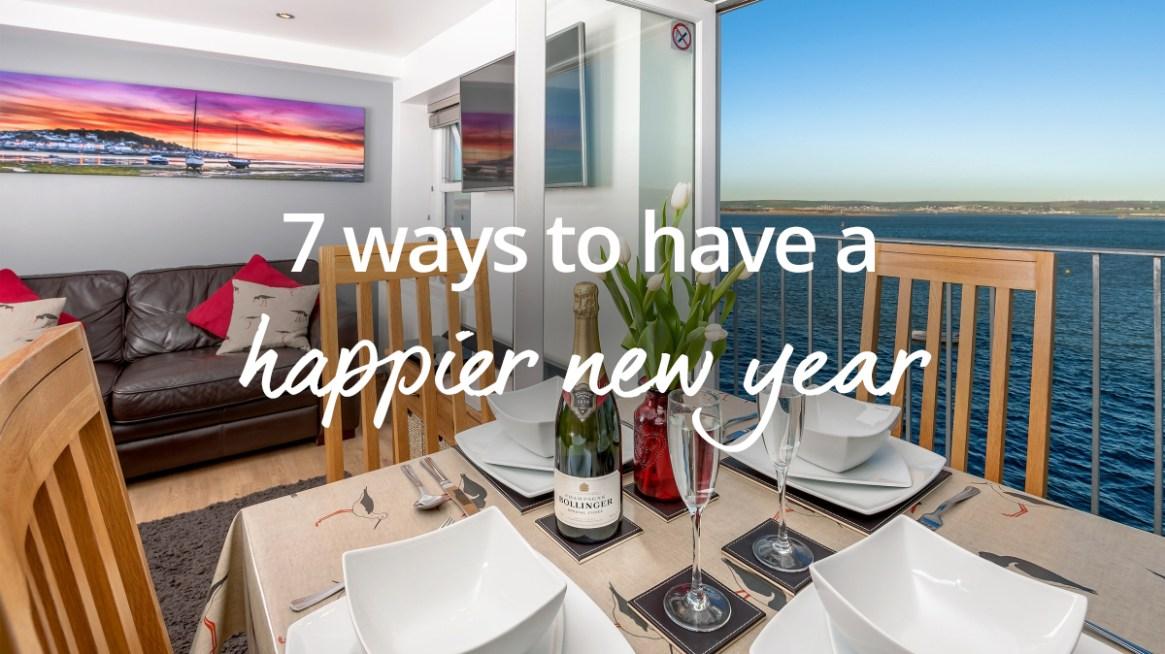 Ways to enjoy a Happy New Year