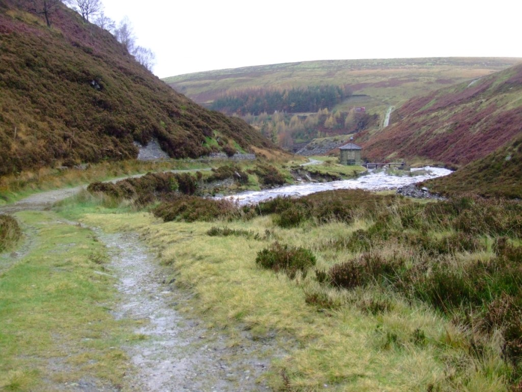 Longdendale Trail cycling