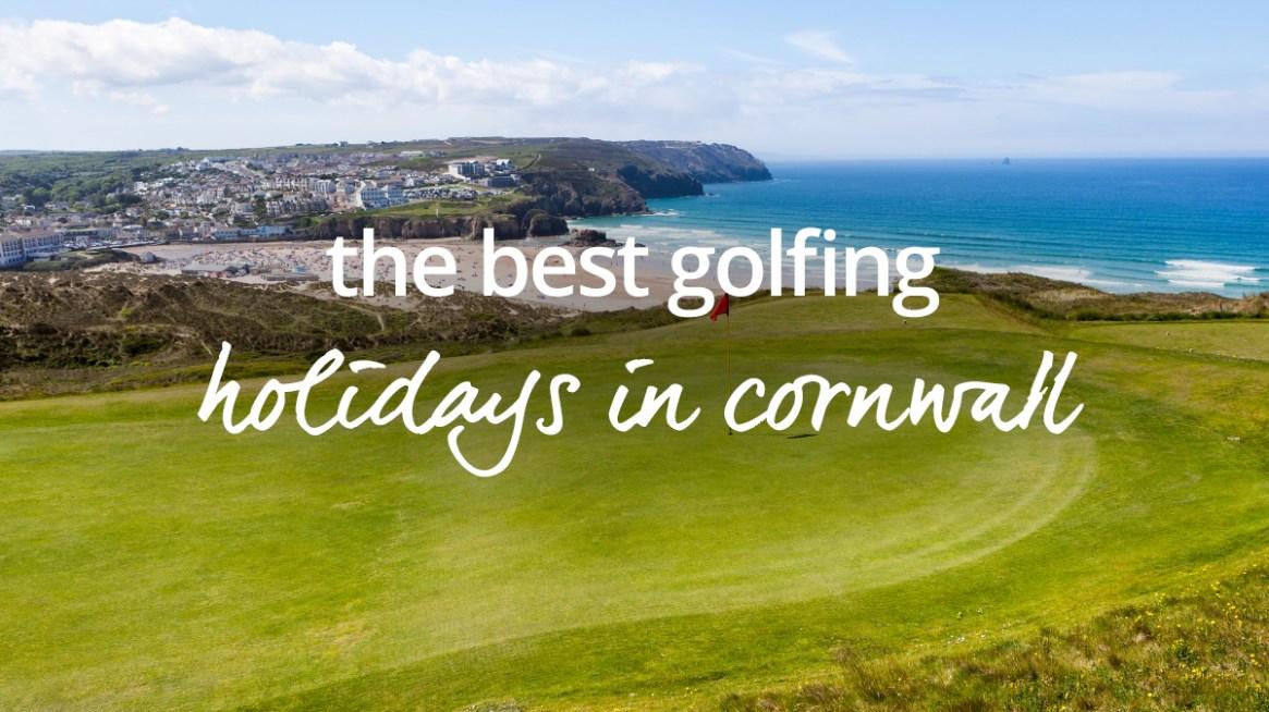 Golf holidays Cornwall