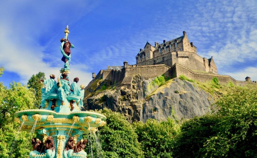 Edinburgh summer