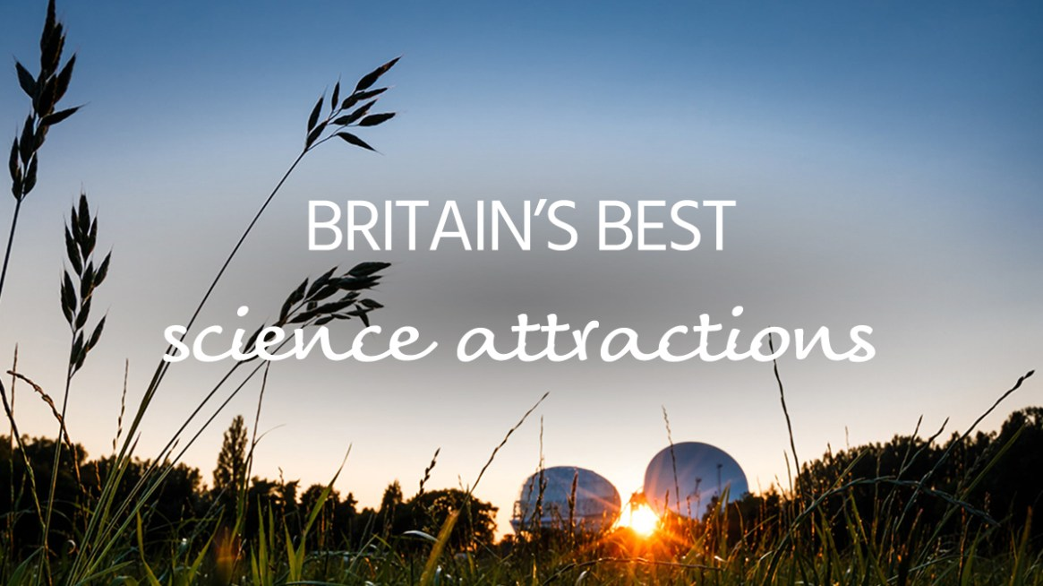 Britain's best science attractions