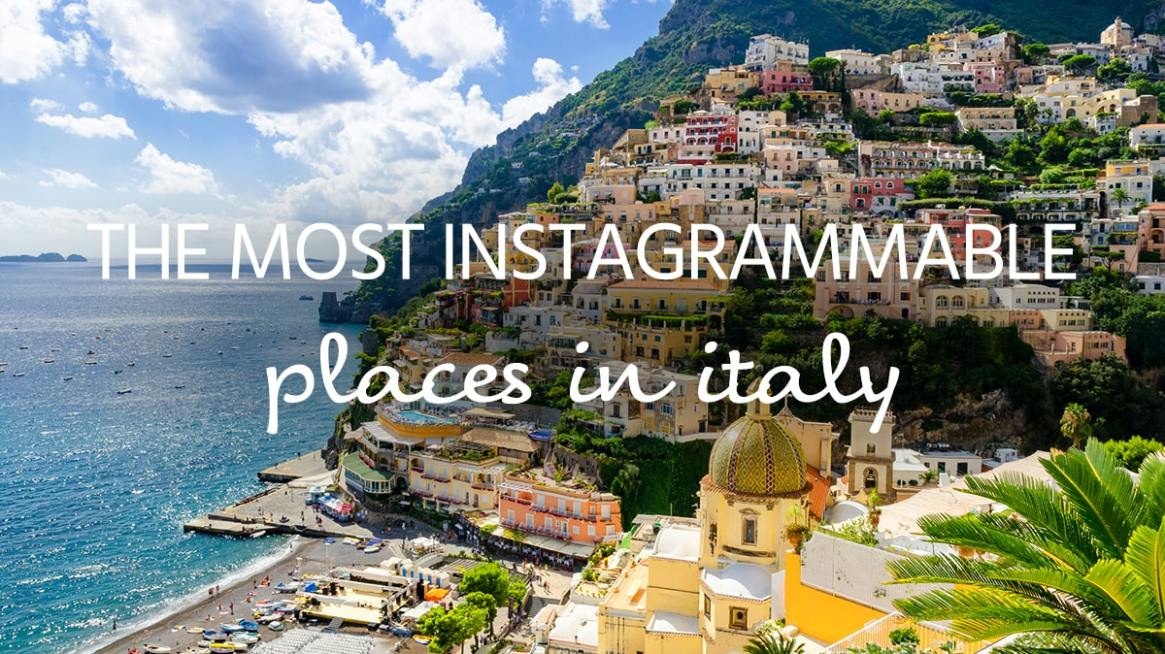 Italy's most Instagrammable locations