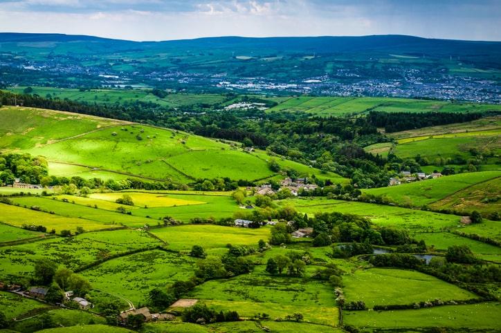 Skipton countryside
