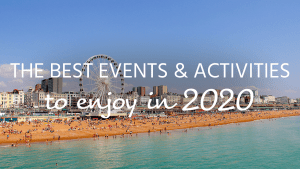 2020 events to enjoy
