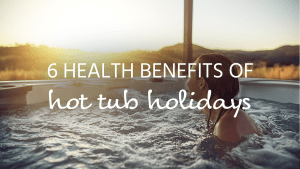 health benefits hot tubs