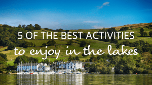 best lakes activities