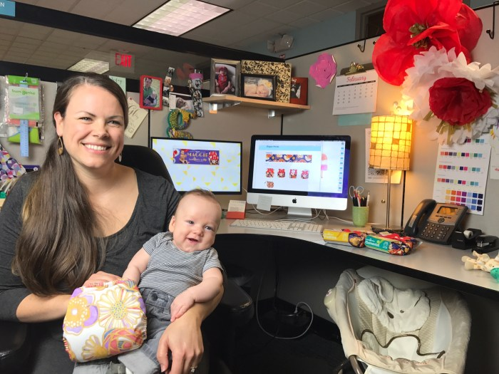 Cotton Babies Designer Kristen Gau