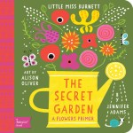 Babylit - The Secret Garden book is perfect for spring non-screen time.