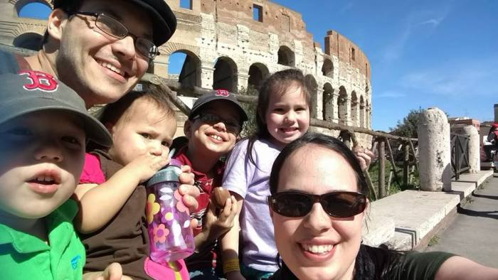 How cloth diapering helped us achieve our financial goals and travel the world!