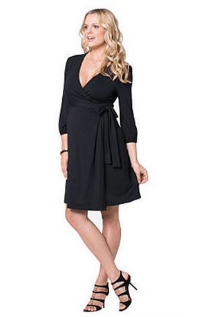 Ingrid & Isabel 3 4 Sleeve Wrap Dress