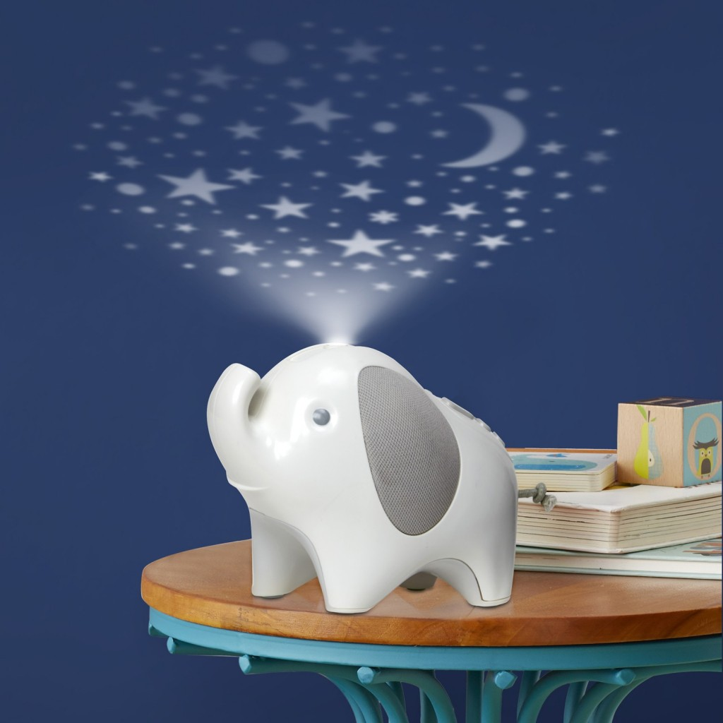 Moonlight Melody Night Light - One of the featured items on our must-have baby registry checklist