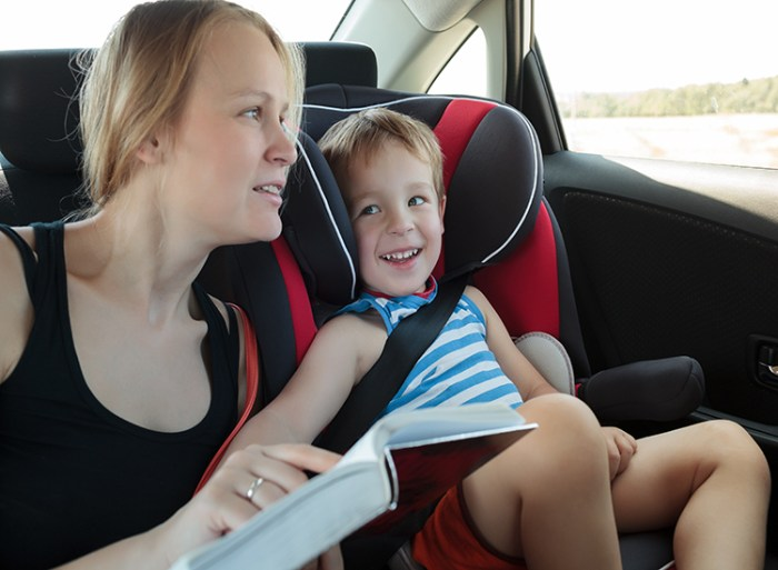 Having the right car seat for each age and stage of your child is vitally important.