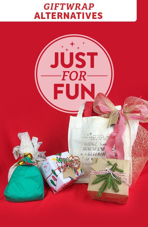 Environmentally-Friendly Alternatives to Gift Wrap - Cotton Babies ...